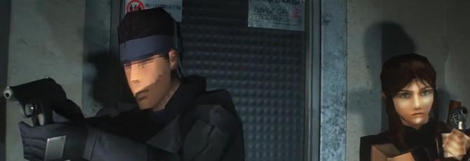 Новый мод Resident Evil 2 меняет Леона на Солида Снейка