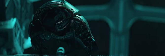 """Сцена из трейлера """"Мстители: Финал"""" намекает на квантовую теорию"""