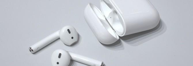Apple представила новые AirPods с обновленным футляром