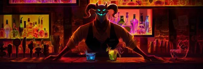 Алкогольное приключение в аду — геймплей адвенчуры Afterparty