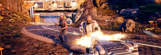Слух: Разработчики The Outer Worlds узнали о сделке с Epic Games за сутки до анонса