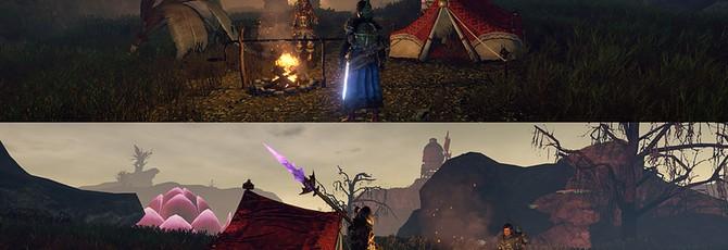 Новый трейлер ролевой игры Outward посвятили кооперативу за одним экраном