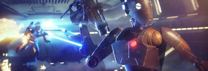 На следующей неделе в Star Wars Battlefront 2 появится новый режим