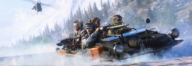 DICE опубликовала план следующих обновлений для Battlefield 5