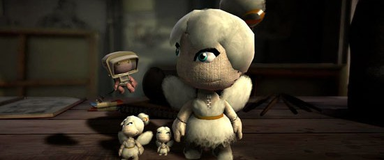 Анонс Little Big Planet 2