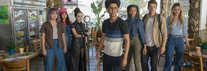 Hulu продлил супергеройский сериал Runaways на третий сезон