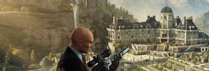 Завтра в Hitman 2 появится новая снайперская миссия