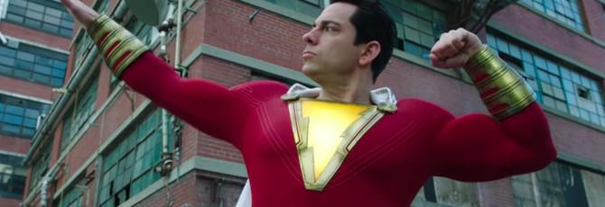 """Продюсер и режиссер""""Шазама!"""" назвали противостояние Marvel и DC Comics """"чепухой"""""""