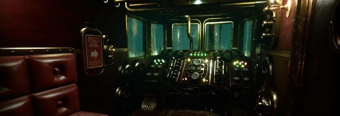 Новые скриншоты Close to the Sun, вдохновленные BioShock