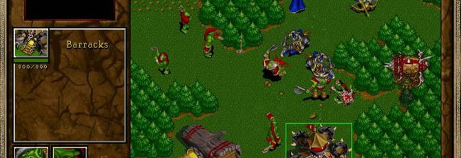 Warcraft и Warcraft II доступны в магазине GOG.com
