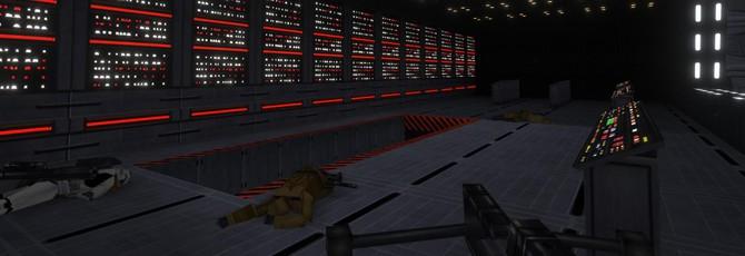 Моддер улучшил текстуры в Star Wars Jedi Knight: Dark Forces II с помощью нейросети