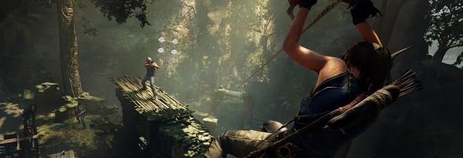 Для Shadow of the Tomb Raider вышло DLC с новой вулканической гробницей