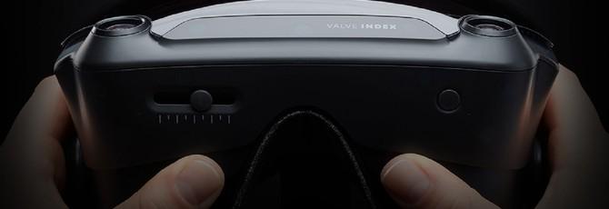 Valve анонсировала собственную VR-гарнитуру