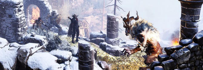 Первые детали Divinity: Fallen Heroes