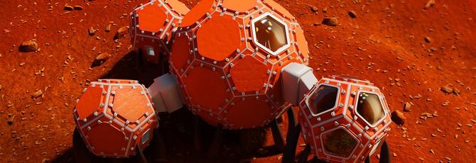 NASA выбрала финалистов конкурса по дизайну марсианских зданий для 3D-печати