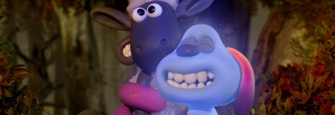 Полноценный трейлер мультфильма A Shaun the Sheep Movie: Farmageddon
