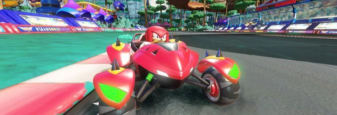 Командный трейлер Team Sonic Racing