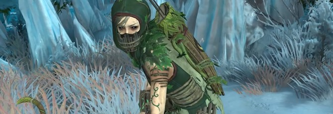 Новый трейлер Warhammer: Chaosbane посвятили лесной эльфийке