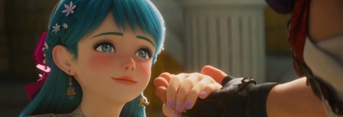 Дебютный трейлер Dragon Quest: Your Story — аниме фильма по игре