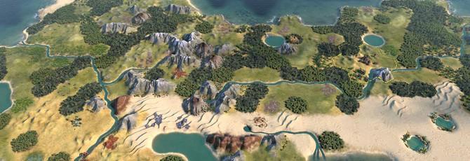 Для Civilization 6 вышел мод с визуальным стилем пятой части