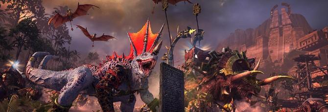 Вышел трейлер нового DLC для Total War: Warhammer II