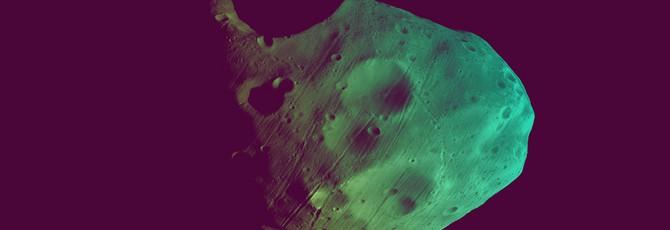 Ровер Curiosity снял два солнечных затмения на Марсе