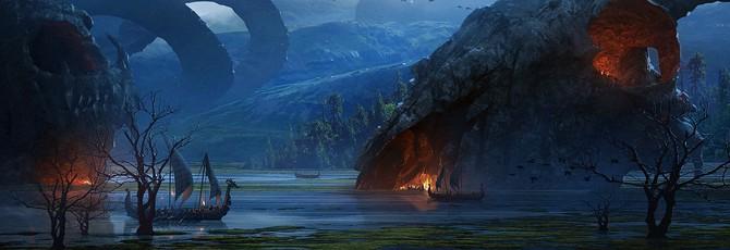 Постер в The Division 2  может намекать на Assassin's Creed с викингами