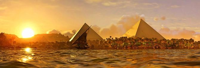 Assassin's Creed Origins в майской подборке Humble Monthly