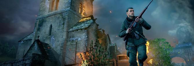 Ремастер Sniper Elite V2 выйдет 14 мая