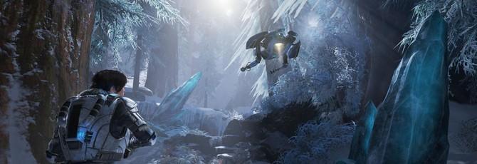 Инсайдер: Gears 5 будет самой масштабной и красочной игрой серии