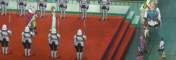Дебютный трейлер полнометражного аниме по Ni no Kuni