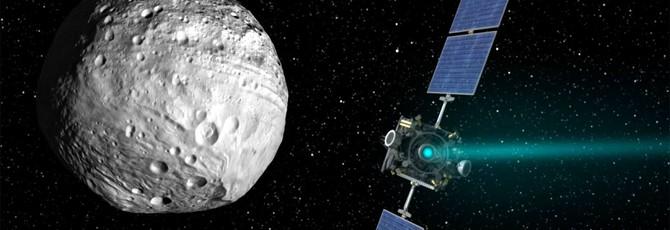 SpaceX поможет NASA с первой миссией по перенаправлению астероида