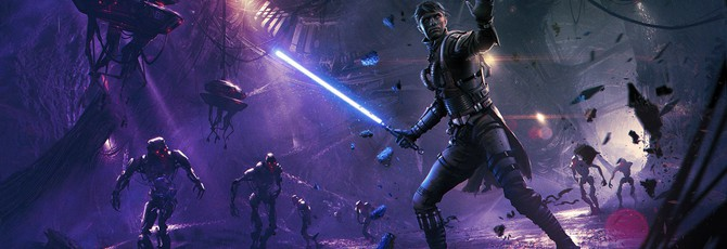 Прямая трансляция премьеры Star Wars Jedi: Fallen Order