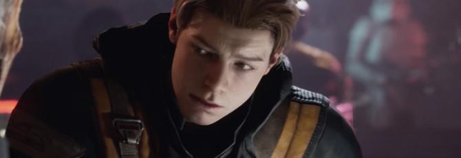 Первый трейлер экшена Star Wars Jedi: Fallen Order от Respawn