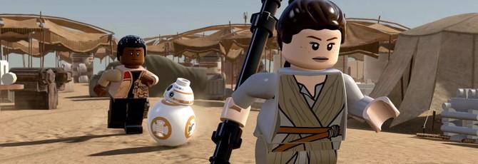 """СМИ: """"Ультимативная"""" LEGO-игра по """"Звездным войнам"""" уже в разработке"""
