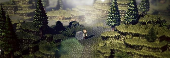 Трейлер PC-версии Octopath Traveler