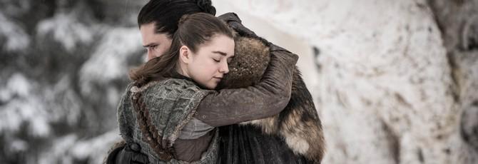 """Первый эпизод финального сезона """"Игры престолов"""" посмотрели 17.4 миллиона зрителей"""