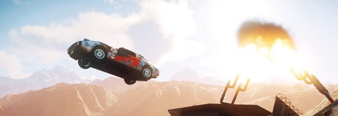 Первое дополнение для Just Cause 4 посвятили гонкам с оружием