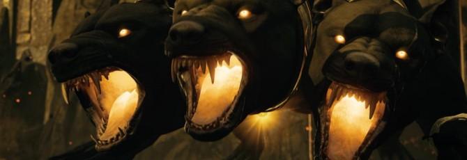 """Цербер и Посейдон в трейлере дополнения """"Судьба Атлантиды"""" для Assassin's Creed Odyssey"""
