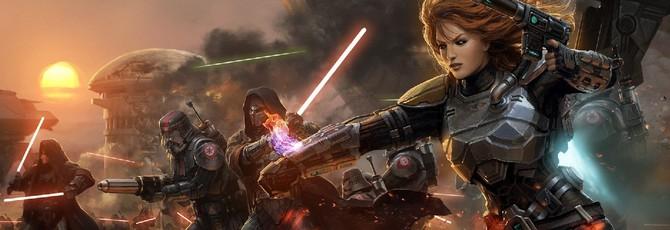 У LucasFilm в производстве есть проект по Knights of the Old Republic