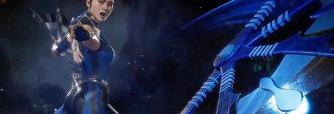 Первый трейлер Nintendo Switch-версии Mortal Kombat 11