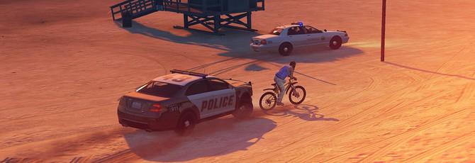 Геймеры создают серьезные проблемы игрокам-полицейским на ролевых серверах GTA V