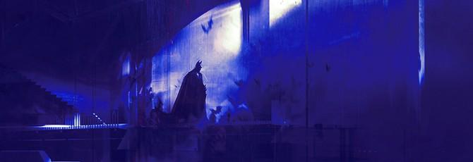 """Бэтмен в трейлере финального эпизода """"Готэма"""""""
