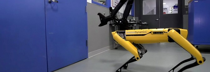 Особенности первого коммерческого робота Boston Dynamics
