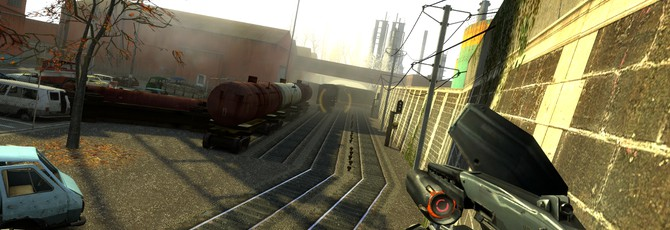 Мод превращает Half-Life 2 в Titanfall 2