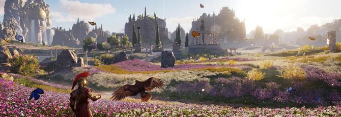 """Первые 15 минут DLC """"Судьба Атлантиды"""" для Assassin's Creed Odyssey"""
