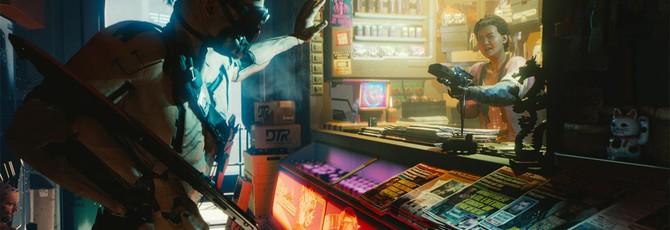 Художник получил работу над Cyberpunk 2077 после прототипа города в аналогичном стиле