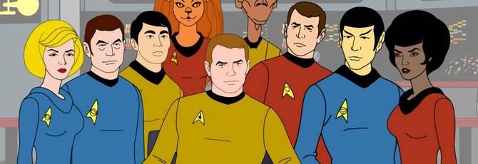 Nickelodeon заказал анимационный сериал Star Trek