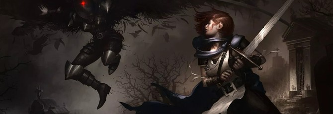 Метроидвания-хоррор Dark Devotion вышла в Steam