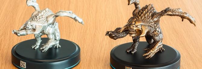 Valve наконец-то заменит ужасную статуэтку Dota 2